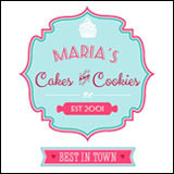 Maria's Cakes and Cookies