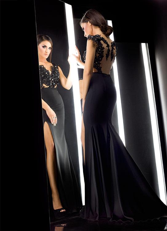 38e613ccf016 design by nikos Βραδινά Φορέματα